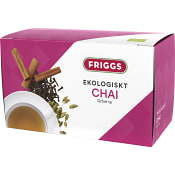 Grönt te Chai Ekologiskt 20-p Friggs