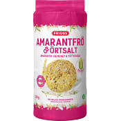 Tunna riskakor Amarant & örtsalt 130g Friggs