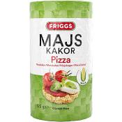Majskakor Pizza 125g Friggs