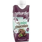 Mint Chocolate Shake 330ml Naturdiet