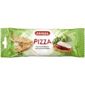 Majskakor Pizza Snackpack Glutenfri 25g Friggs