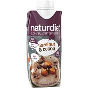 Viktkontroll Shake Hazelnut & cocoa 330ml Naturdiet