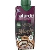 Proteinshake Mocha 330ml Naturdiet