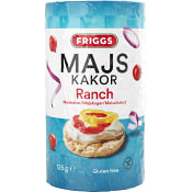 Majskakor Ranch 125g Friggs