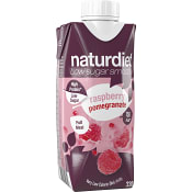 Smoothie Granatäpple Hallon 330ml Naturdiet