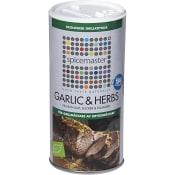 BBQ Garlic & herbs Ekologisk 110g Spicemaster