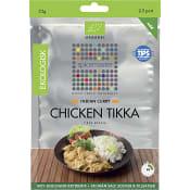 Chicken Tikka krydda Ekologisk 23g Påse Spicemaster