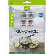 Guacamole kryddmix Ekologisk 16g Spicemaster