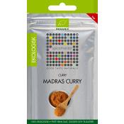 Krydda Curry Madras påse Ekologisk 21g Spicemaster