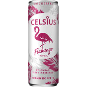 Energidryck Flamingo 355ml Celsius