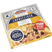 Pizza napol cappricciosa 400g Paolos