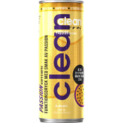 Energidryck BCAA Passion 330ml Clean Drink