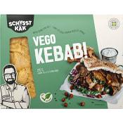 Pannfärdigt Vego-Kebab 275g Schysst käk