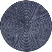 Tablett Nilla Blå Rund 38cm Hemtex24h