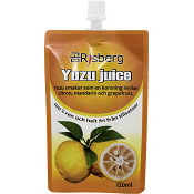 Yuzu juice 120ml Risberg