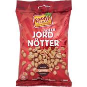 Jordnötter Rostade & saltade 350g Exotic Snacks