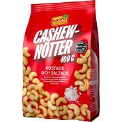 Cashewnötter Rostade & saltade 400g Exotic Snacks