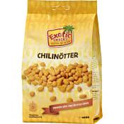 Chilinötter 400g Exotic Snacks