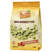 Wasabinötter 350g Exotic Snacks