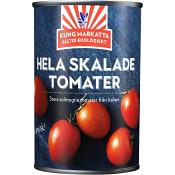 Hela Skalade Tomater 240g KRAV Kung markatta