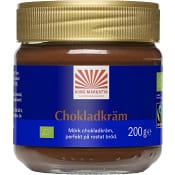 Chokladkräm Mörk Ekologisk 200g Kung Markatta