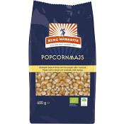 Popcorn Ekologiska 400g Kung markatta