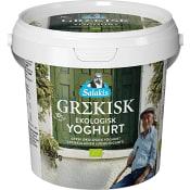 Yoghurt Grekisk 10% 500g KRAV Lindahls