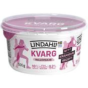 Kvarg Hallon 0,2% 500g Lindahls