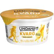 Kvarg Vaniljsmak 0,2% 150g Lindahls