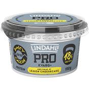 Proteinkvarg PRO + Lemon cheesecake 150g Lindahls