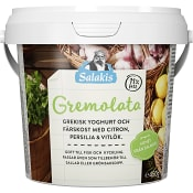 Yoghurt Grekisk Gremolata 11% 450g Salakis