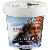 Lättyoghurt Turkisk 3,5% 1kg Lindahls