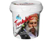 Yoghurt Turkisk 10% 1kg Lindahls