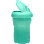 Barnmugg Snack-n-sip Blandade färger 12m+ Bambino
