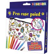 Pysselset Måla ditt pennfodral Playbox
