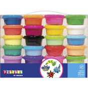 Modellera Light clay 24-p Playbox