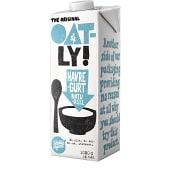 Havregurt Naturell 2% 1l Oatly