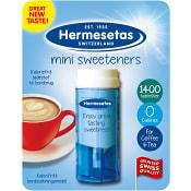 Sötningsmedel Mini 1400st Hermesetas