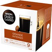 Kaffekapslar, Dolce Gusto, Grande Intenso, 16-p Nescafe