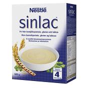 Sinlac Specialgröt Från 4m 500g Nestle
