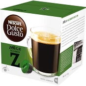 Kapselkaffe, Dolce Gusto Skånerost, 16p, Nescafe
