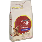 Hundmat Delicate Lax & ris 1,5kg Purina ONE
