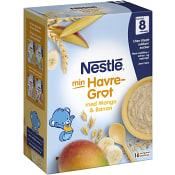 Havregröt Banan & mango 8m 480g Nestle