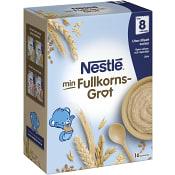 Fullkornsgröt Mild 8m 480g Nestle