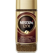 Snabbkaffe Lyx Mellanrost 200g Nescafé