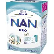 Mjölkersättning NAN Pro 1 Från 0 månader 800g Nestle