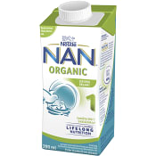 NAN 1 Organic 200 ml Nestle