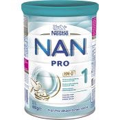Bröstmjölksersättning NAN Pro1 0mån 400g Nestle