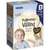Välling Fullkorn Naturell yoghurt 750g Nestle