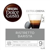 Kaffekapslar Ristretto Barista 16-p Dolce Gusto